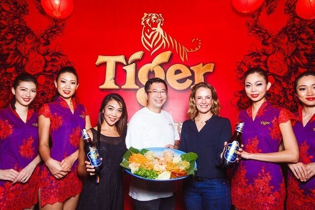 Celebrate Chinese New Year with Tiger Beer - Tiger Beer to Reward 1 Million Consumers this Chinese New Year