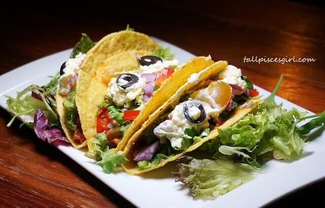 Taco About It (Price: RM 22.90)