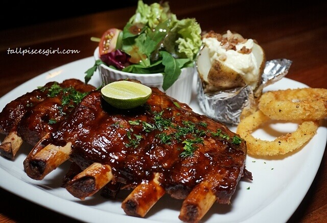 Beer Marinated Pork Ribs (Price: RM 53.90)