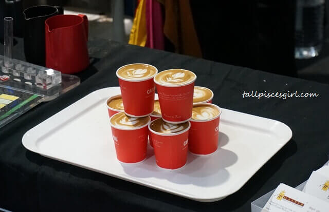 Sampled a cup of Catunambu Spanish Coffee, loved it!