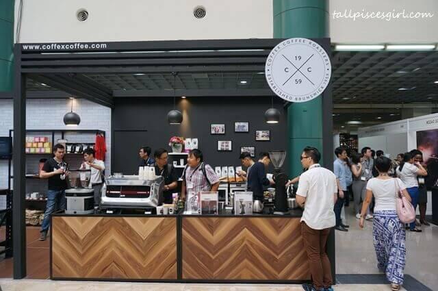 Coffex Coffee @ Cafe Malaysia 2017
