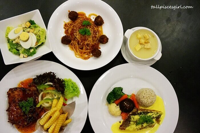 Executive Lunch Express Promotion @ Cafe 5, Pearl International Hotel