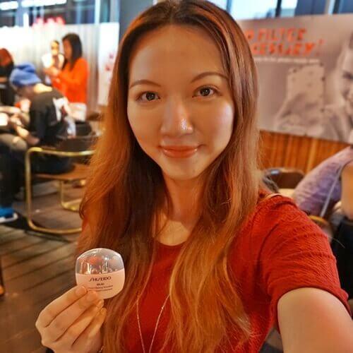 Charmaine X Shiseido IBUKI Smart Filtering Smoother