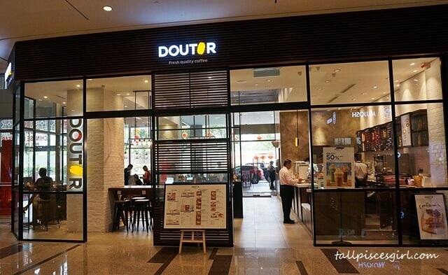 DOUTOR Coffee @ Sunway Velocity Mall