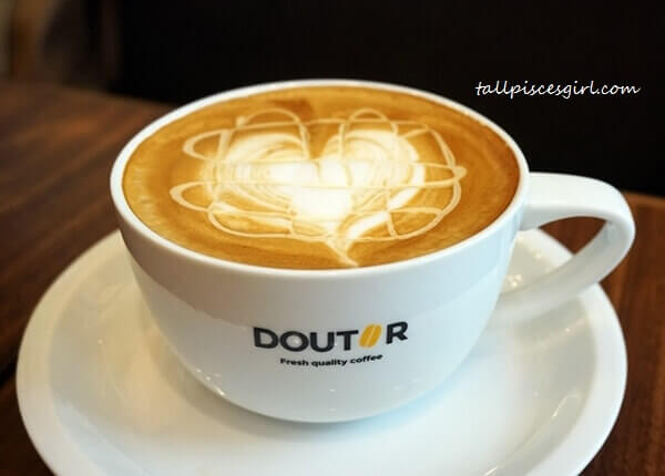 Honey Cafe Latte