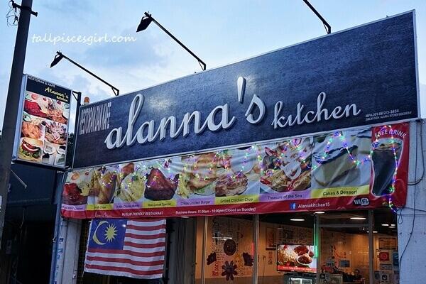 Alanna's Kitchen @ Pandan Indah
