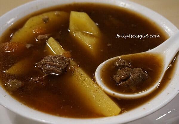 Beef Stew + Mandy Rice @ Alanna's Kitchen (Price: RM 17.90)