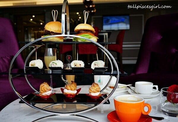 Tea Time Set at Executive Lounge ON 23 @ Pearl International Hotel