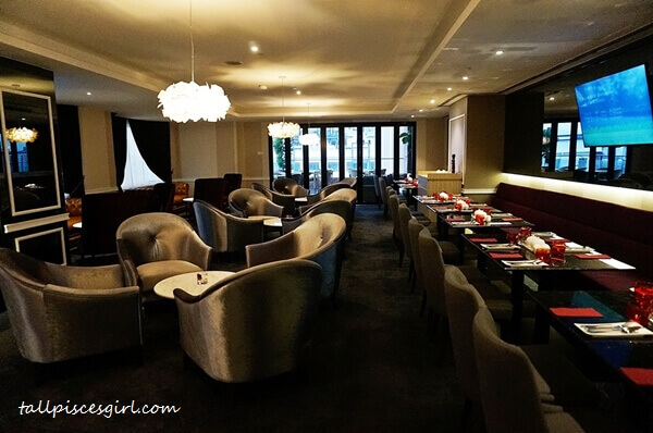 Executive Lounge ON 23 where only PIH Platinum Plus members and Premier Floor Guests are able to gain access