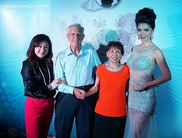 Inauguration of Mrs International World Beauty Pageant 2017 2