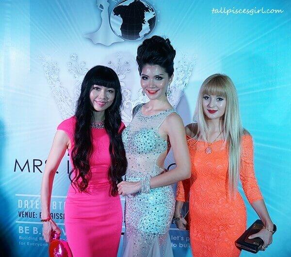 Inauguration of Mrs International World Beauty Pageant 2017 1