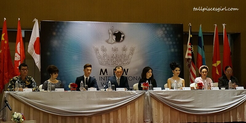 Launch of Mrs. International World (MIW) 2017 @ Renaissance Kuala Lumpur Hotel