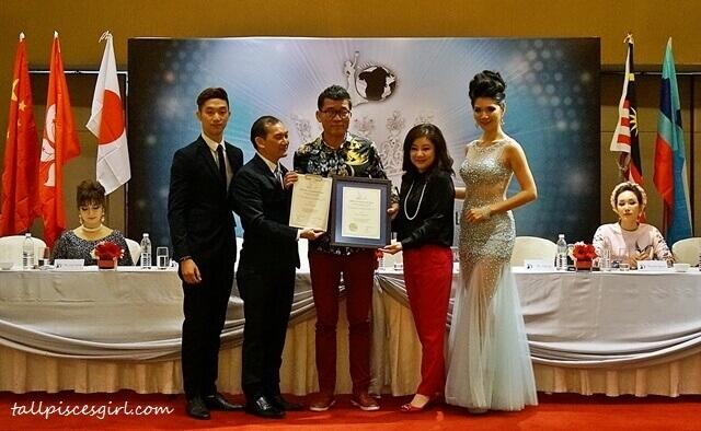 China, Hong Kong & Macau National Director of MIW - Mr. Tu Xiao Ping