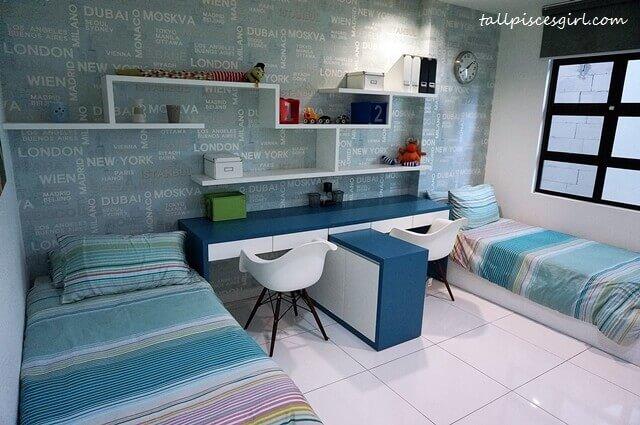 De Centrum Unipark Condominium: Bedroom 2