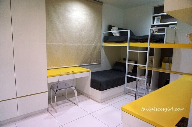 De Centrum Unipark Condominium: Bedroom 3