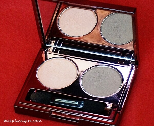 Shizens Hue-Duo Eye Shadow (Mocha Glow)