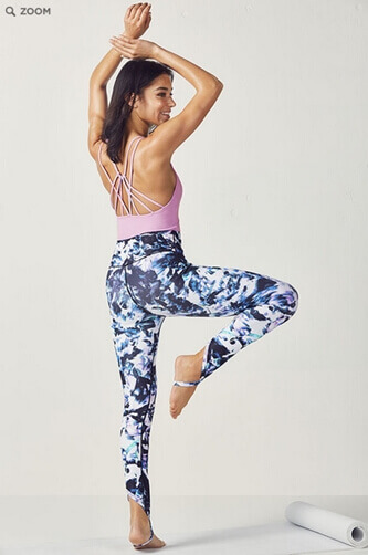 Fabletics Athletic Wear for Hourglass Shape