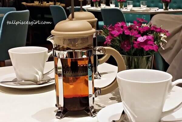 Drinks: Loose Tea Leaves