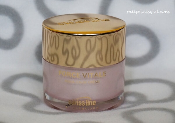 How to Recover from Dry Winter Skin #3: Swiss line Force Vitale Aqua-Calm Cream