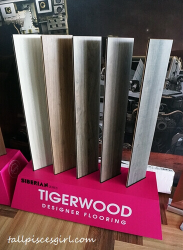 Tigerwood Designer Flooring by Floor Culture X