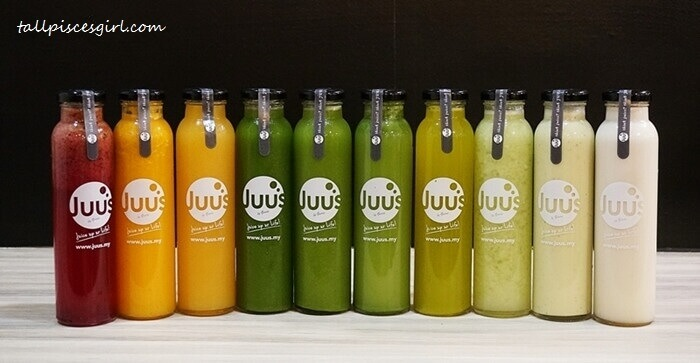 Juus: Huge range of juice varieties with competitive pricing