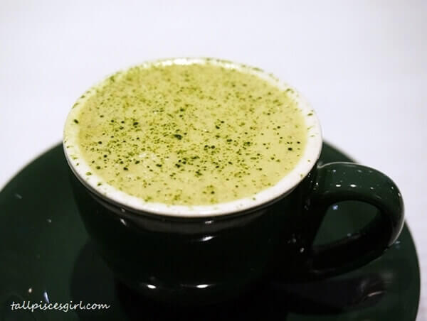 Palate Cleanser: Velvety Matcha-Lime Shooter