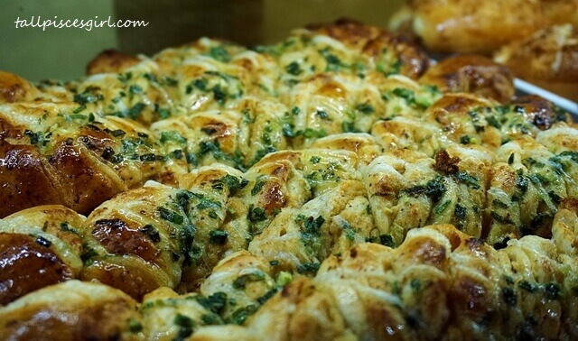 Green Onion Twist