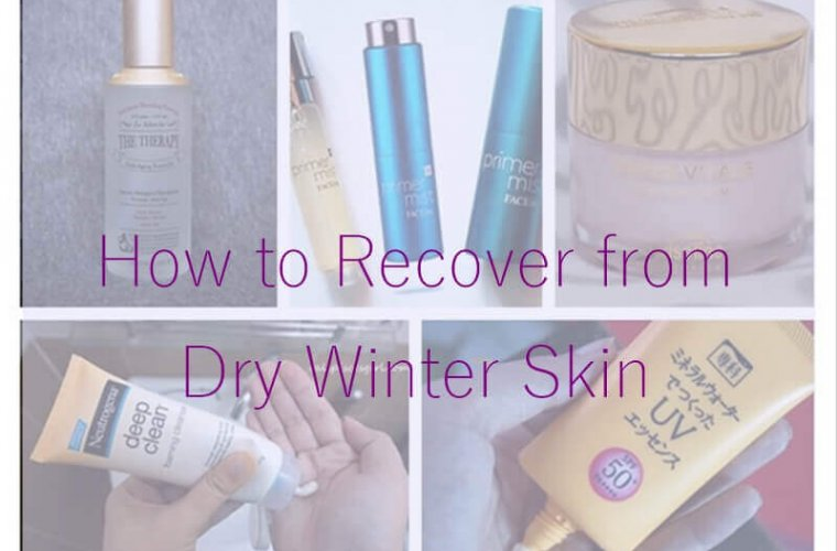 How to Recover from Dry Winter Skin