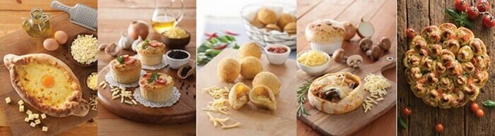 Anchor Food Professionals Artisanal Pizzas (PizzArt)