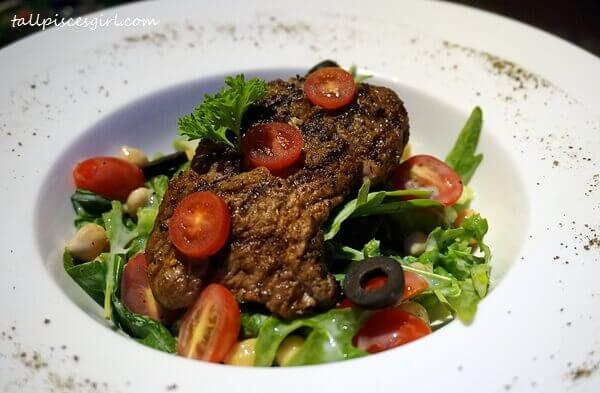 Tuscan Steak Salad (Price: RM 20)