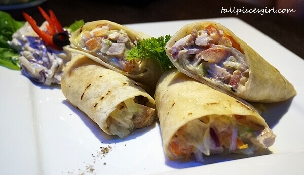 Tahini Grilled Chicken (Price: RM 13)