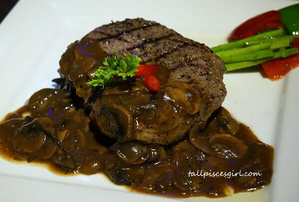 Tenderloin Steak (Price: RM 26)