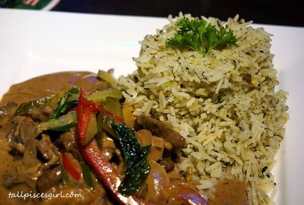 Beef Stroganoff (Price: RM 20)