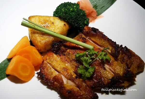 Grilled Lemongrass Chicken (Price: RM 26.50)