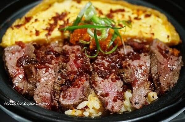 Wagyu Beef Don (Price: RM 47)