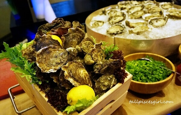 Fresh seafood options @ Renaissance KL Hotel 6th Global Day of Discovery celebration