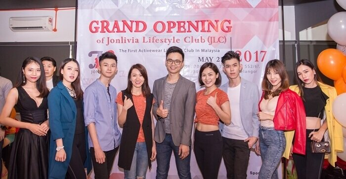 Jonlivia Lifestyle Club Opening at SS2, Petaling Jaya