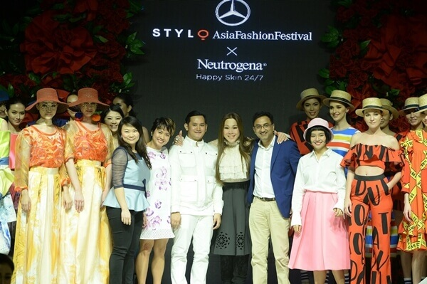 Neutrogena Fashion Debut @ Mercedes-Benz STYLO Asia Fashion Festival