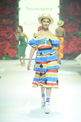 Neutrogena Fashion Debut @ Mercedes-Benz STYLO Asia Fashion Festival 1