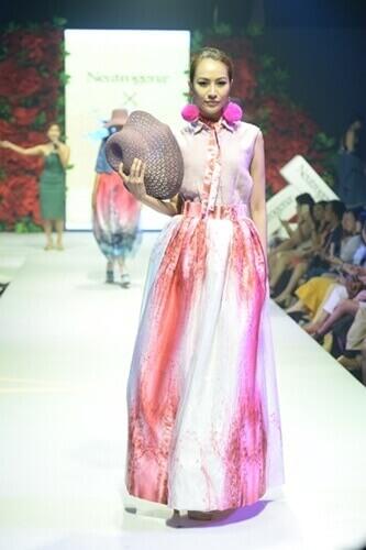 Neutrogena Fashion Debut @ Mercedes-Benz STYLO Asia Fashion Festival 2