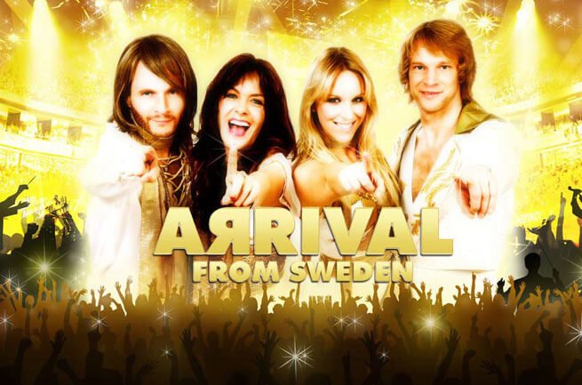 Arrival from Sweden : The Music of Abba