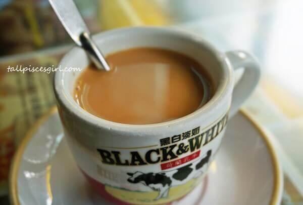 Milk Tea 牛奶红茶 @ Mido Cafe
