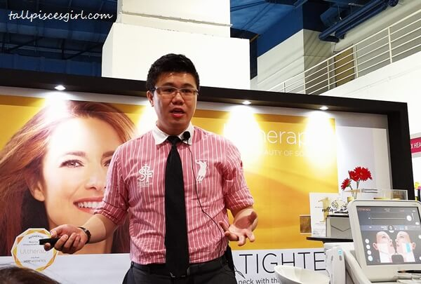 Dr Cheok Jia Rhong, Aesthetic Medicine Practitioner (LCP Holder) at Renee Clinic