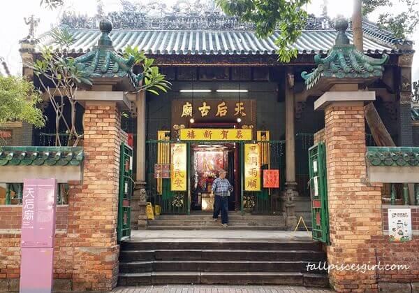 Tin Hau Temple @ Yau Ma Tei