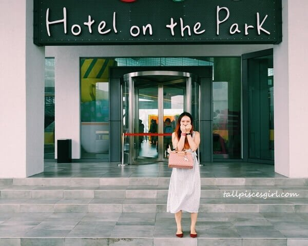 tallpiscesgirl X Hotel On The Park, Genting