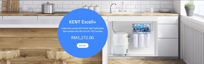 Aqua Kent Excell Under Counter Water Purifier