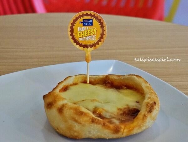 PizzArt Creation - Pot Pie Pizza