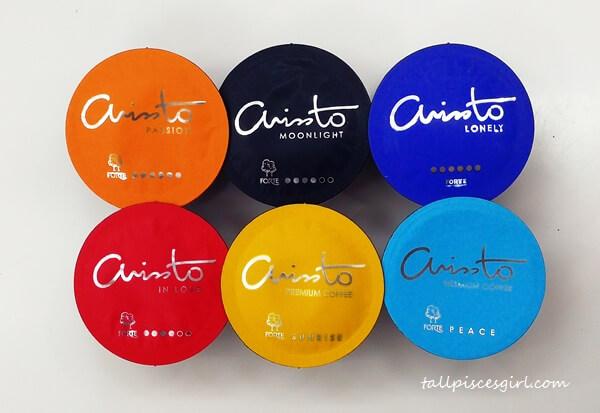 ARISSTO Signature Flavours