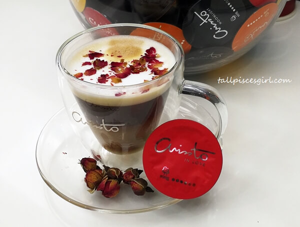 ARISSTO Premium Italian Coffee