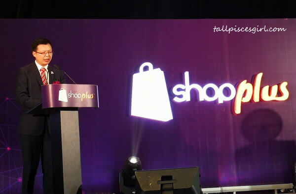 Mr. Cheng Chun Fu, Chief Technology Officer of ShopPlus
